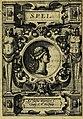 Deorvm dearvmqve capita, ex antiquis numismatibus Abrahami Ortelii collecta et historica narratione illustrata a Francisco Sweertio (1602) (14767950783).jpg