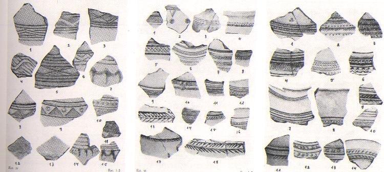 Desenhos ceramica cividade Arthur Cruz