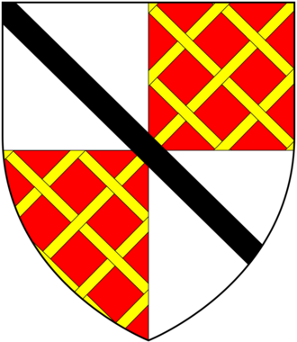 Hugh le Despencer, Baron le Despencer (1338) - Image: Despenser Arms