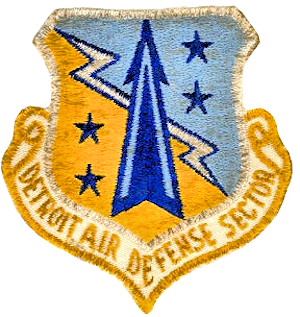Detroit Air Defense Sector - Image: Detroit Air Defense Sector Emblem