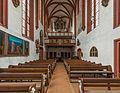 Deutschhauskirche, Würzburg, Nave and Organ 20150729 1.jpg
