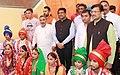Dharmendra Pradhan at the inauguration of the India's 1st Inclusive Pradhan Mantri Kaushal Kendra (PMKK), at Sahibzada Ajit Singh Nagar (Mohali), in Punjab.JPG