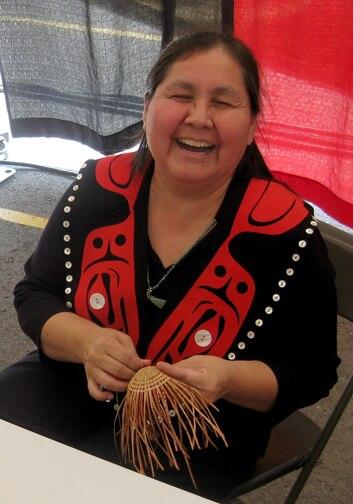 Diane douglas-willard haida