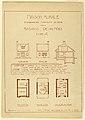 Diazo Print, Standardized Rural House, October 1920 (CH 18411037).jpg