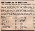Die Haltbarkeit des Pelzhaares. Der Rauchwarenmarkt 26, 28. Juni 1940, S.12. Primär American Fur Breeder.jpg