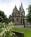 Die Nidaros Kathedrale in Trondheim. 01.jpg