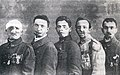 Die gueules cassées (28 June 1919, Versailles).jpg