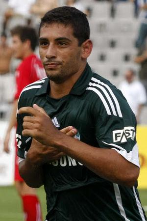 Diego Souza (footballer, born 1985) - Image: Diego Souza (2010)