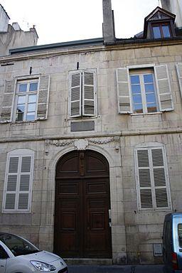 Dijon - Maison d'Edouard Tarron