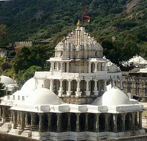 Dilwara Temples - Parshvanatha Chaumukha Temple