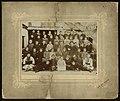 Dimitar Sprostranov and other pupils in the Thessaloniki Bulgarian School in Pirgi 1905.jpg