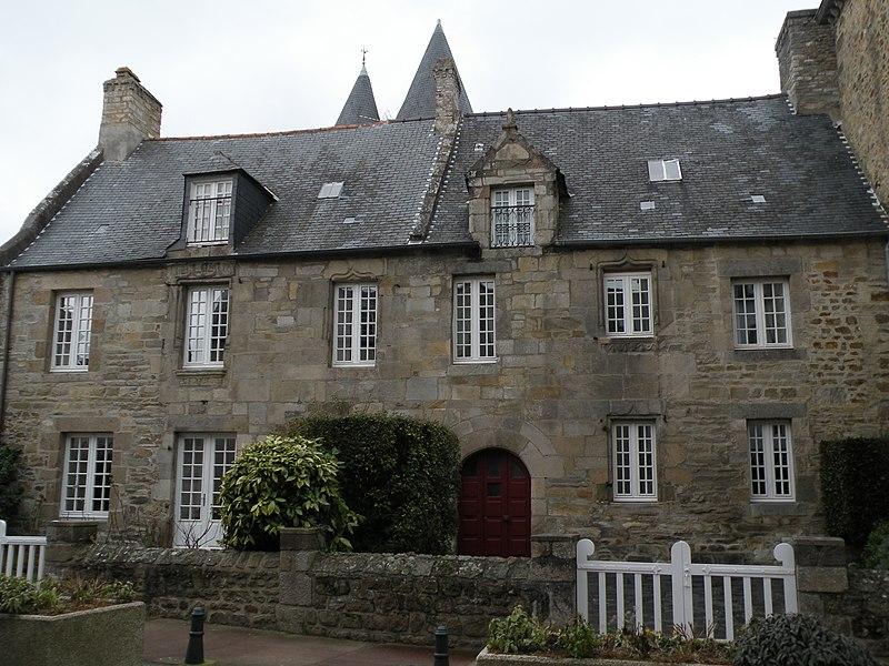 Fichier:Dinard PrinceNoir façade.jpg