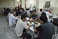 Dinner - Wiki Conference India - Chandigarh University - Mohali 2016-08-04 5987.JPG