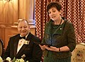 Dinner for His Majesty King Tupou VI of the Kingdom of Tonga and Her Majesty Queen Nanasipau'u 03.jpg