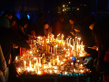 English: Diwali celebrations in Coventry, Unit...