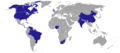 Diplomatic missions of Trinidad and Tobago.png
