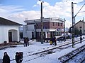 Ditrau - Ditro - train station - panoramio.jpg