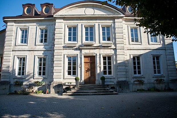 Monument historique à Divonne-les-Bains