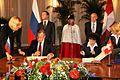 Dmitry Medvedev in Switzerland 21 September 2009-9.jpg