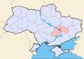 Dniprodzerzhynsk Ukraine map.png