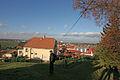Dobřichov - pohled od kostela.JPG