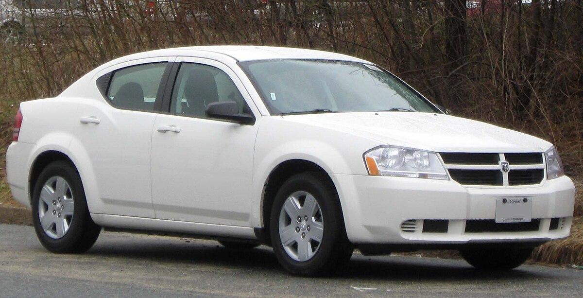 Dodge Avenger — Wikipédia
