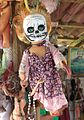 Doll with skeleton make up.jpg