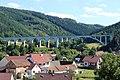 Dolní Loučky, obec a most (2013-08-01; 01).jpg