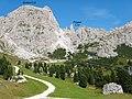 Dolomites - Alta Via 2, Stage 03-11 Rifugio Puez to Rifugio Boè - panoramio (10).jpg
