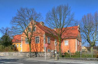 Dahlem Manor - Image: Domäne Dahlem HDR