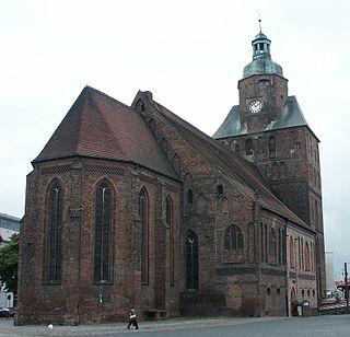 Roman Catholic Diocese of Zielona Góra-Gorzów diocese of the Catholic Church
