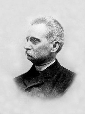Lluís Domènech i Montaner - Photographed in 1915