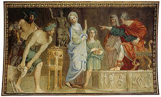 Condemnation of Saint Cecilia