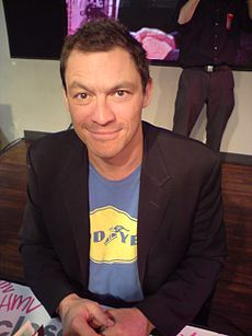 Photo de Dominic West