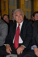 Dominique Strauss-Kahn en 2007