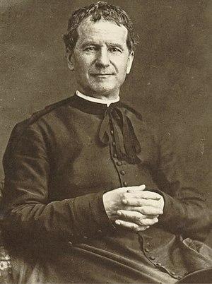 John Bosco - Image: Don Bosco @ Torino, 1880 (original)