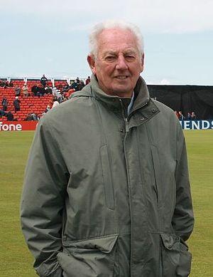 Don Shepherd - Shepherd in 2007