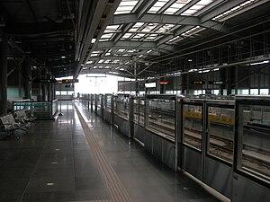 Line 9, Shanghai Metro - Dongjing Station