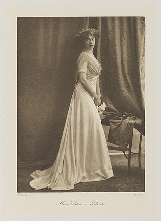 Victor Hope, 2nd Marquess of Linlithgow - Doreen Maud Hope (née Milner), Marchioness of Linlithgow, Published 1909