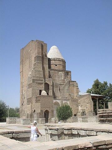 Мавзолей сыновей Тимура Джахангира и Умар-шейха в Шахрисябзе