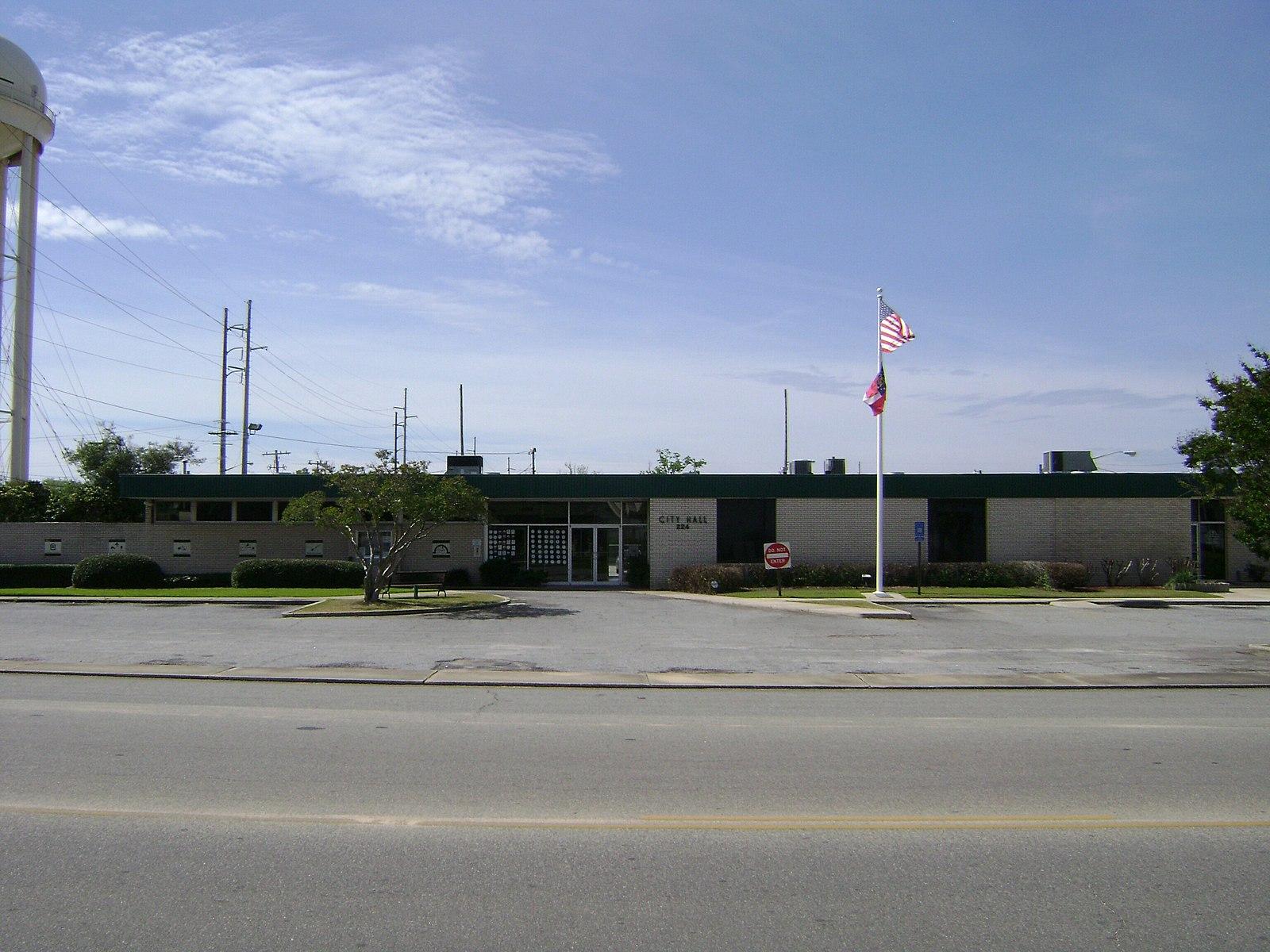 Douglas, GA City Hall