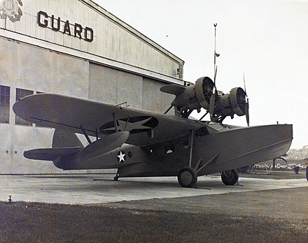 A RD-4 in World War II - Douglas Dolphin