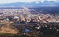 Downtown Spokane WA on approach to the airport.jpg