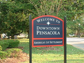 Pensacola, Florida - Pensacola was the site of one of the first European-inhabited settlements in what would later become the United States of America.