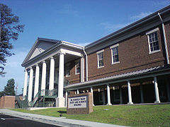 Dr. Harold Wade Math and Science Building - Bevill State - Jasper, AL.jpg