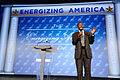 Dr Ben Carson at the Southern Republican Leadership Conference, Oklahoma City, OK May 2015 by Michael Vadon 03.jpg