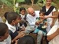 Dr Koneru Satya Prasad with HEAL school students3.jpg