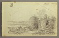 Drawing, Classical Ruin, Trees, 1844 (CH 18193437).jpg