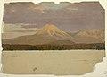Drawing, Mt. Katahdin from Lake Katahdin, 1878 (CH 18200083-2).jpg