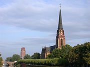 Dreikönigskirche Sachsenhausen